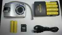 Pentax Optio M20 digital photo camera