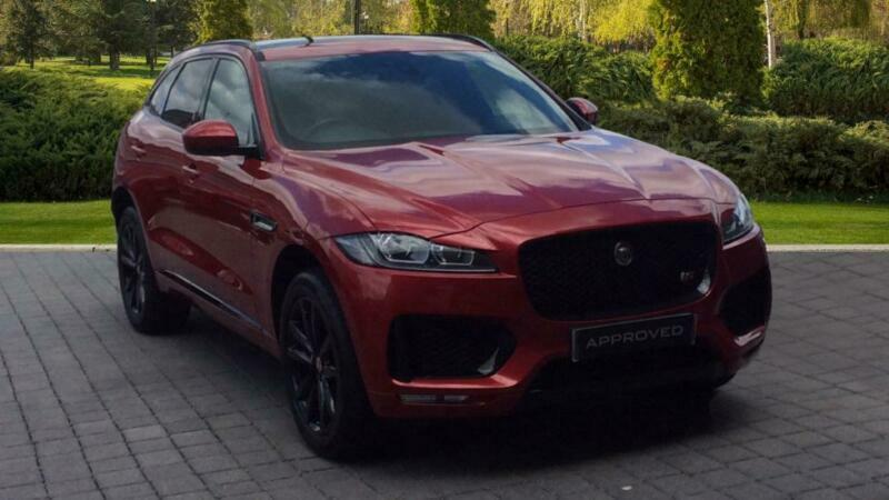 2018 Jaguar F Pace 3 0 Supercharged V6 S 5dr Awd Automatic Petrol Estate In Hatfield Hertfordshire Gumtree