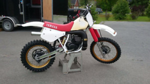 TRADE FOR 2005 OR NEWER YZ 250 TWO STROKE