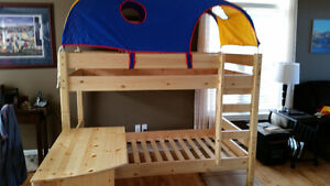 Pine Bunk Beds NEW