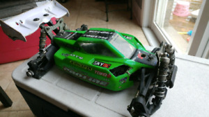 Mugen MBX6 Eco 1/8 scale buggy