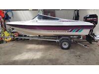 Fletcher Bravo 15 - Speed Boat