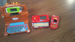 Lightning McQueen Learning Laptop Kitchener / Waterloo Kitchener Area image 1