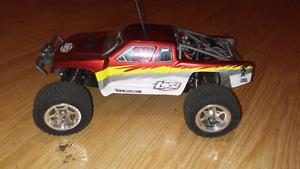 upgraded losi mini. Deadly fast rc.