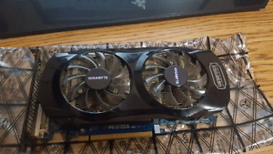 GIGABYTE GTX 560 TI 1GB GDDR5 GRAPHICS CARD!