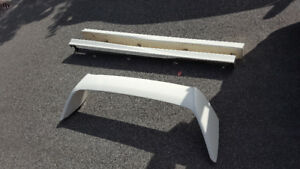 Honda Integra Type R side skirts- Fits Acura RSX