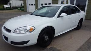 Chevrolet Impala 2013 police pack en parfait ordre