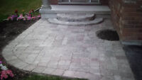 10% off all flagstone/interlocking work booked in August