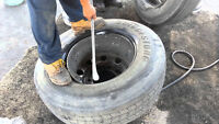 TRUCK AND TRAILER TIRE MOBILE 24/7 SERVICE