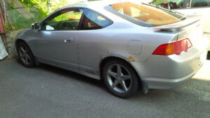 Acura RSX Type-S Coupe 2002, 200 HP