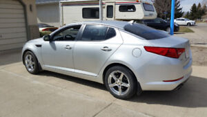 2012 kia optima, automatic, 99,000 km for $9995