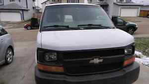 2006 chevrolet express G2500 B for sale Edmonton Edmonton Area image 1