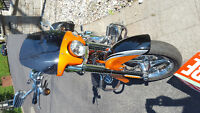 HARLEY-DAVIDSON SOFTAIL CONVERTIBLE FLSTSE CVO SCREAMIN EAGLE 20