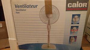 Ventilateur sur pied EUROPEEN a donner