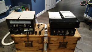 Sears Professional Series stereo system