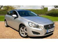 2010 Volvo V60 D3 SE Geartronic with Tint Win Automatic Diesel Estate
