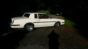 Barn Find**** 1984 Grand Prix buckets and console car