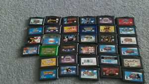 Game Boy Advance (GBA) Games for Sale! Check my LIST, not IMAGE