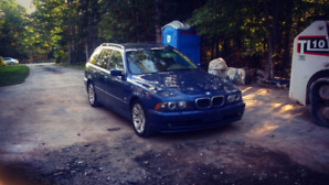 2002 BMW 525iT M-sport $4500 OBO