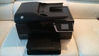 HP printer imprimeur
