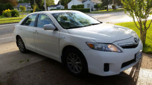 2010 Toyota Camry Hybrid-Electric