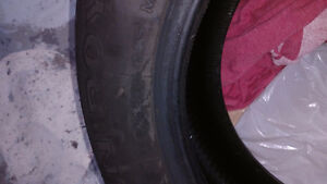 New Tires Only 3 weeks old St. John's Newfoundland image 3