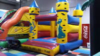 Book your Birthday Party At The New R-N-B Sounds Bouncy Fun Land