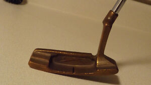 Left Hand Slazenger Beryllium Copper Putter
