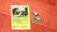 Serperior 8/113 Stage 2 - HOLO Pokemon with toy