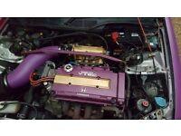 Honda B16A2 Engine