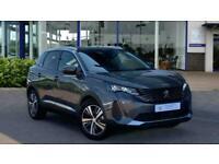 2021 Peugeot 3008 SUV 1.5 BlueHDi Allure Premium (s/s) 5dr SUV Diesel Manual