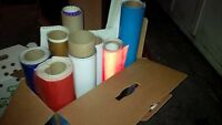 signage rolls,banner, crezon, sign stand and more