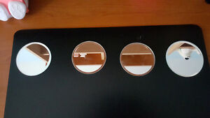 Small mirrors for sale!