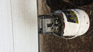 Ford 9n hydraulic pump