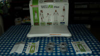 *****Wii fit plus + balance board in excellent condition*****