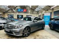 2012 Mercedes-Benz C Class 2.1 C220 CDI BlueEFFICIENCY AMG Sport Plus 7G-Tronic