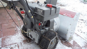 sears  -  8 h.p.  25 in. snowblower