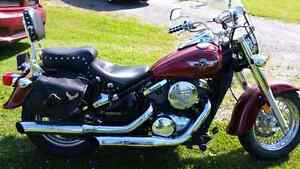 For sale or trade for smaller bike
