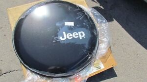 Couvert tire Jeep logo   NEUF