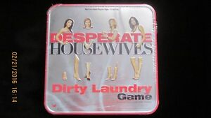 Desperate Housewives game in Collectors tin