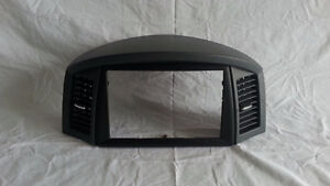 2005-06 Jeep Grand Cherokee Gris Dash-2in