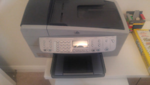 Printer HP office jet 6210 all in one.