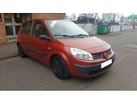 2005 05 RENAULT SCENIC 1.4 AUTHENTIQUE 16V 5D 97 BHP