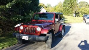 2009 Jeep JK (Wrangler) Rocky Mountain Edition