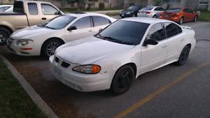 2005 Pontiac Grand am