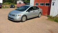 2008 Honda Civic Sedan-BRAND NEW MVI