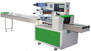 Packaging machine *NEW* for cookies, bars, items, small boxes