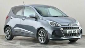 image for 2018 Hyundai i10 1.0 Premium 5dr Hatchback petrol Manual