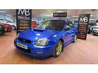 2005 SUBARU IMPREZA 2.0 WRX AWD Turbo Bluetooth