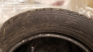 195 60 R15 / 88T  . 4 x Winter tire